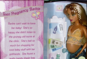 barbie-pregnant